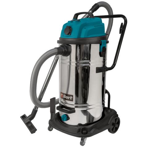 Пылесос для сухой и влажной уборки BORT BSS-2260-TWIN