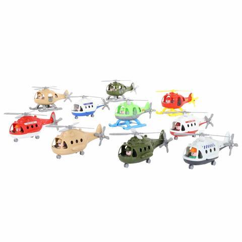 Вертолёт, микс №1 (в сеточке), 72504