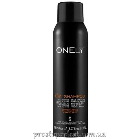 Farmavita Onely The Dry Shampoo - Сухой шампунь для волос