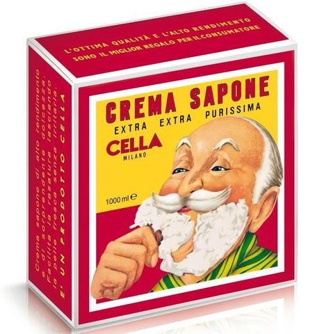 Мыло для бритья Cella, 1 кг.Сделано в Италии