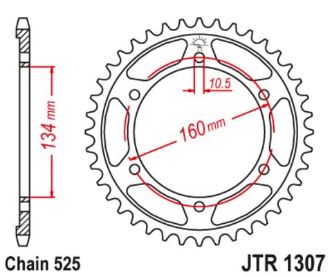 JTR1307