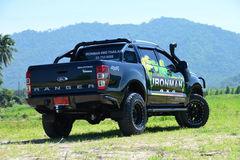Задний силовой бампер для Ford Ranger PX2011-2015, PX|| 2015+