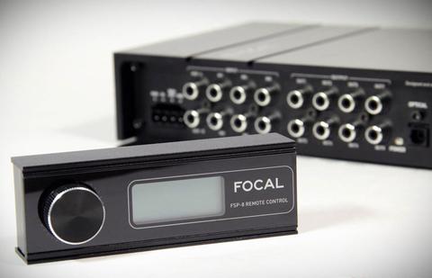 Focal FSP-8 + пульт управления