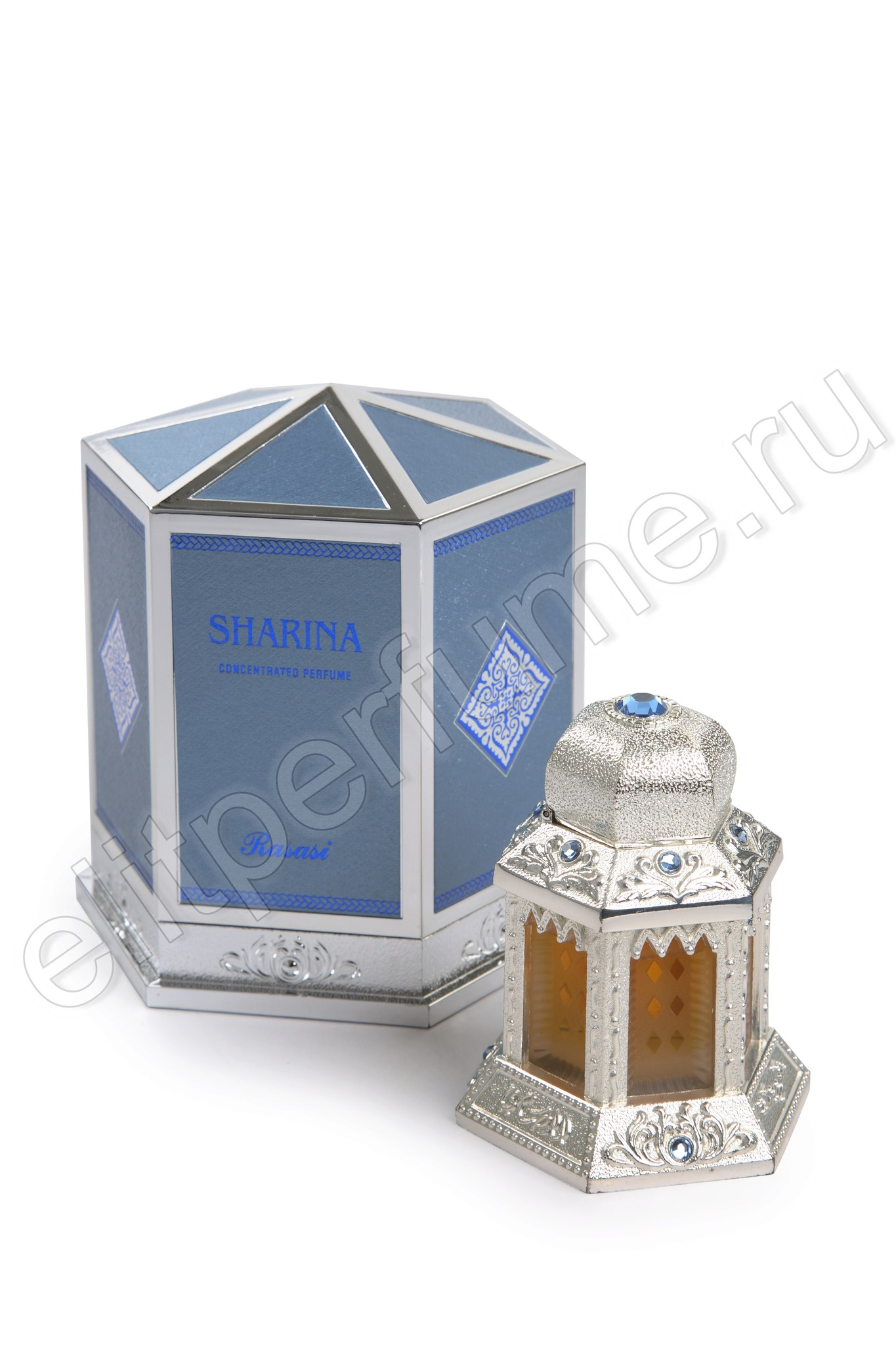Шарина Мухаллат Денал Уд Sharina Mukhallat Dhanel Oudh 30 мл арабские масляные духи от Расаси Rasasi Perfumes