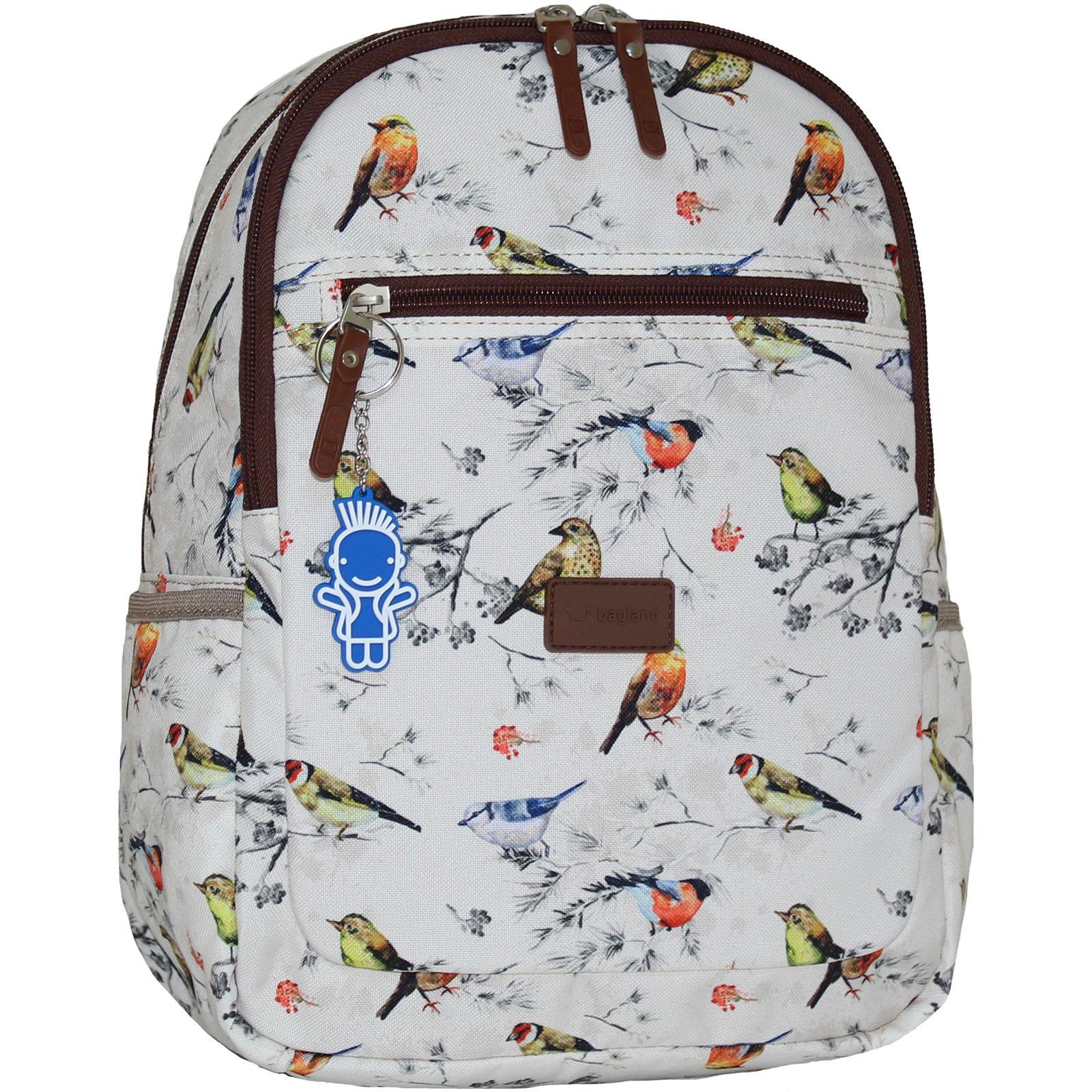 Детские рюкзаки Рюкзак Bagland Young 13 л. сублимация (птица) (00510664) IMG_8754_арт.67_.JPG