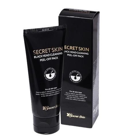 SECRET SKIN BLACK HEAD CLEANING PEEL-OFF PACK