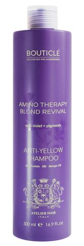 Bouticle Anti-Yellow Shampoo 500 мл
