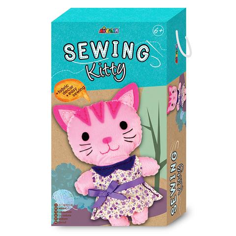 Набор для шитья: мягкая игрушка. Кошечка. Avenir