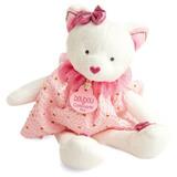 Doudou et Compagnie. Кошечка розовая 20 см из коллекции ATTRAPE REVE