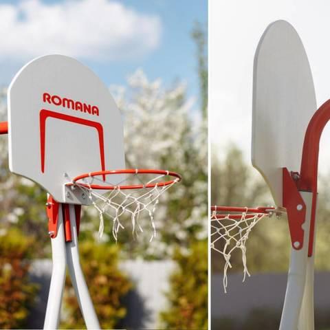 Детский спортивный комплекс для дачи ROMANA Космодром