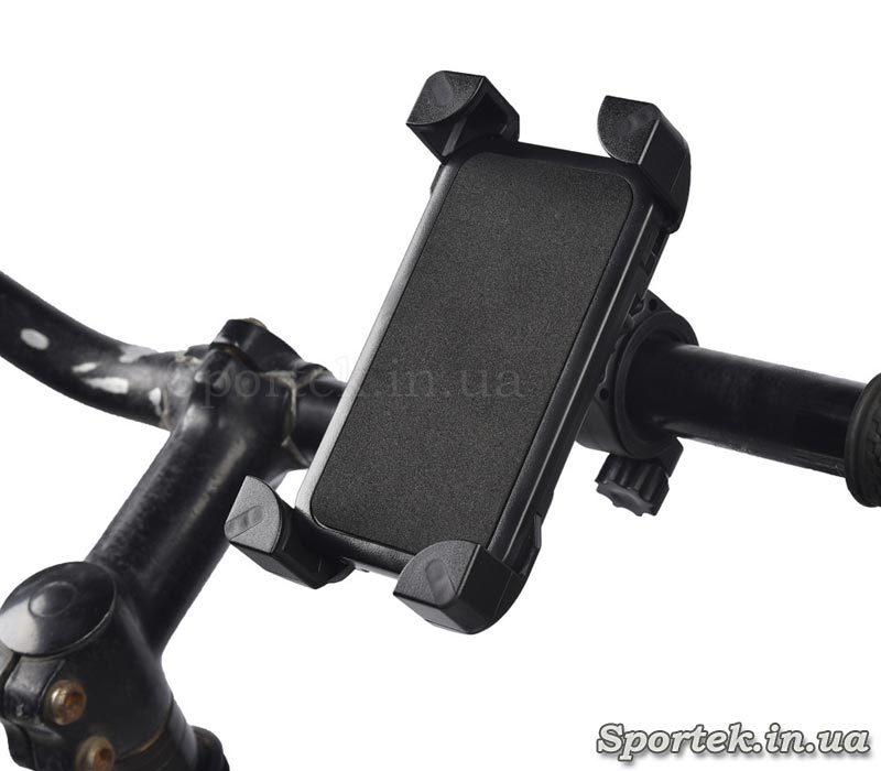 Крепление на руле велосипеда универсального велосипедного держателя для смартфона CH-01