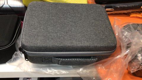 Кейс для квадрокоптера DJI Mini 2 серый размер L
