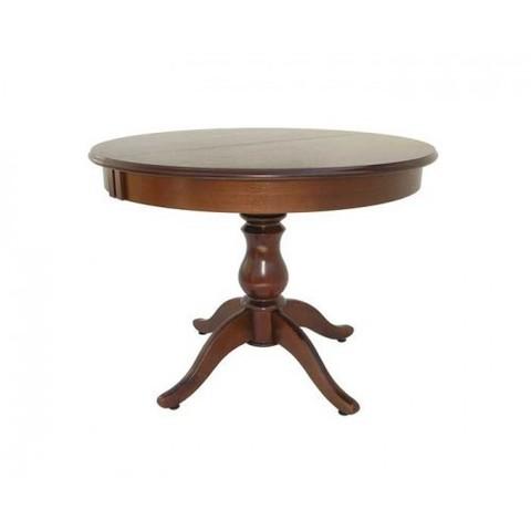 Стол обеденный Альт 9-11 (9) деревянный круглый раскладной