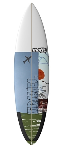 Серфборд Matta Shapes GRV - Gravy 6'6''