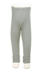 Штанишки-леггинсы ManyMonths, Серебристый серый