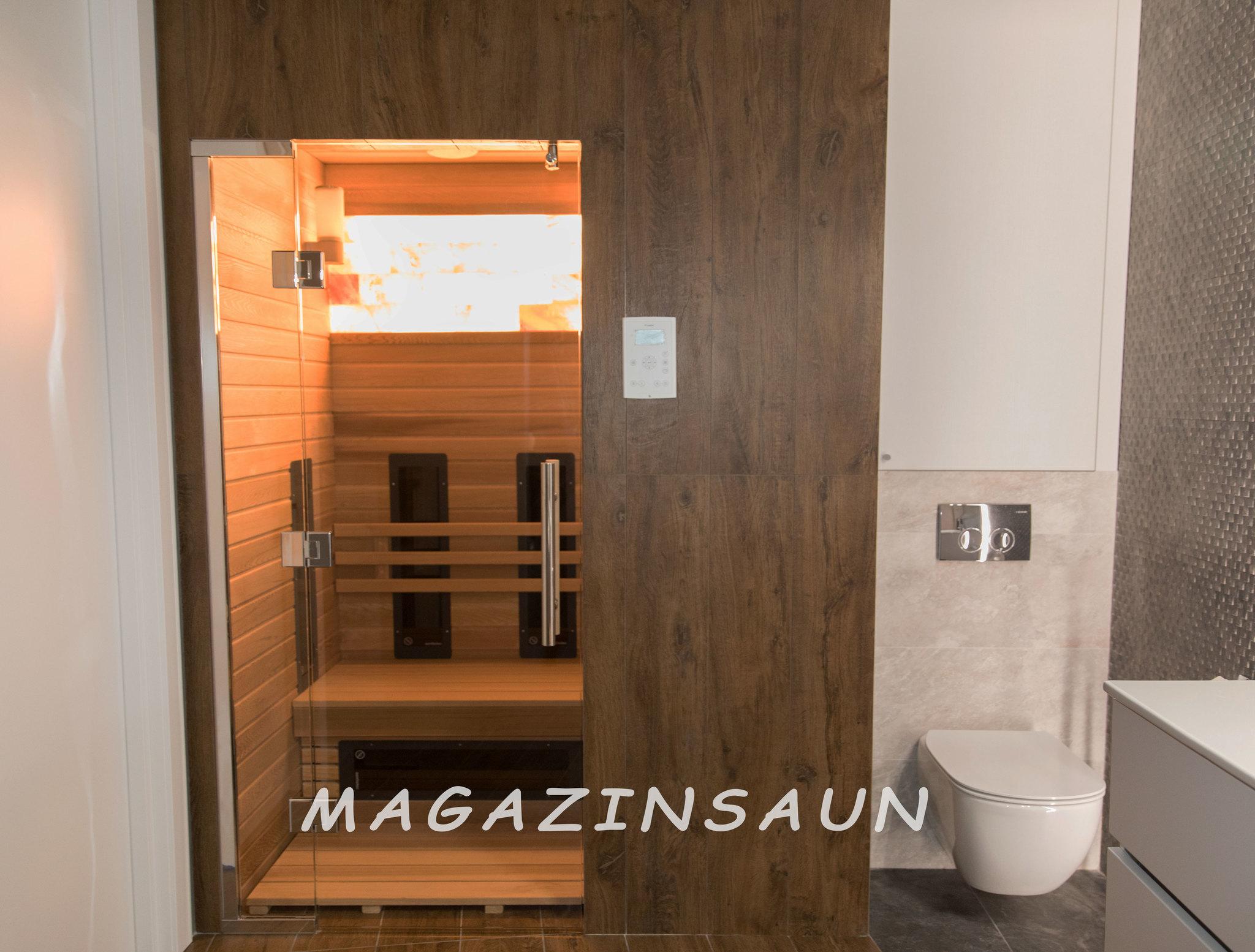 ИК сауна в квартире, фото 1