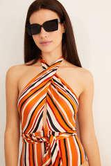 Сонцезахисні окуляри прямокутної форми