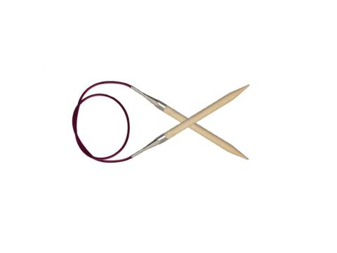 """Спицы круговые укороченные """"Basix Birch"""" 4мм/40см, KnitPro, 35308"""
