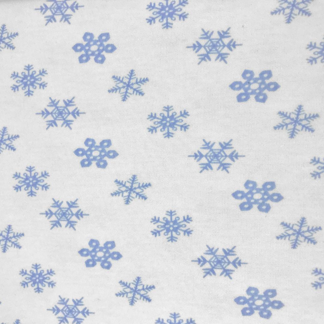 PREMIUM морозко - Детская овальная простыня на резинке 75х125