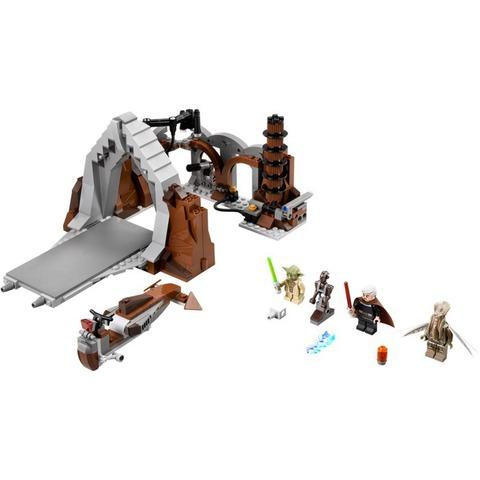 LEGO Star Wars: Дуэль на планете Джеонозис 75017 — Duel on Geonosis — Лего Звездные войны Стар Ворз