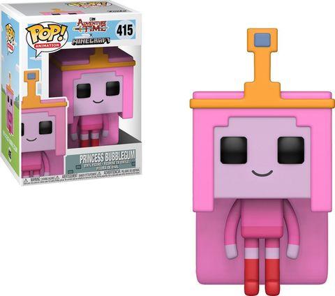 Фигурка Funko POP! Vinyl: Adventure Time/Minecraft S1: Princess Bubblegum