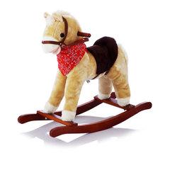Jolly Ride Качалка меховая Пони (YR 400B)