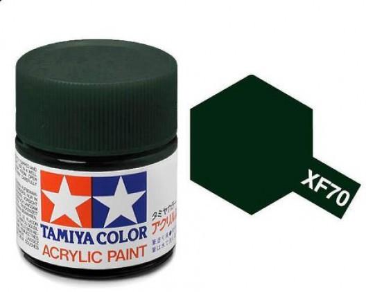 Tamiya Акрил XF-70 Краска Tamiya, Темно-зеленый 2 Матовый (Dark Green 2), акрил 10мл import_files_02_02759ce45aac11e4bc9550465d8a474f_95b315685b6211e4b26b002643f9dbb0.jpg