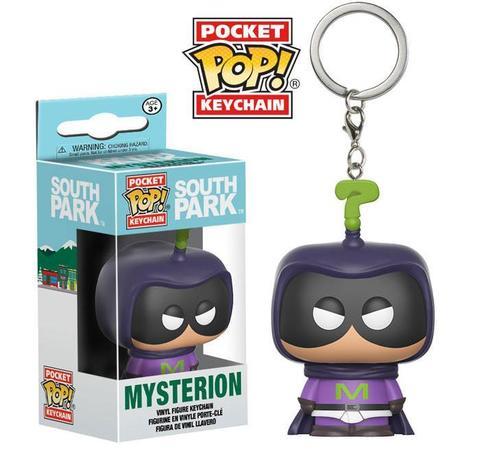 Брелок Мистерион || POP! Keychain Mysterion