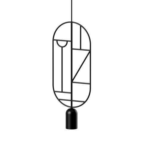 Подвесной светильник копия Lines & Dots LD02 by Home Adventures