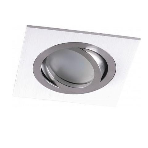 Встраиваемый поворотный светильник Feron DL2801 MR16 G5.3 белый