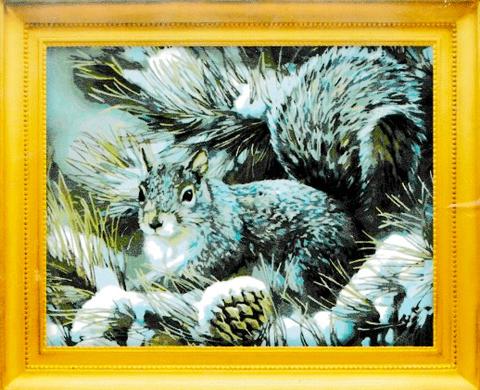 А1470 Алмазная мозаика выкладка 30*40см без рамы