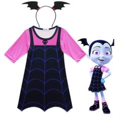 Вампирина платье для девочки