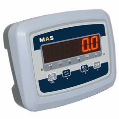 Весы товарные напольные MAS ProMAS PM1E-150 5060, RS232 (опция), 150кг, 20/50гр, 500*600, с поверкой, съемная стойка