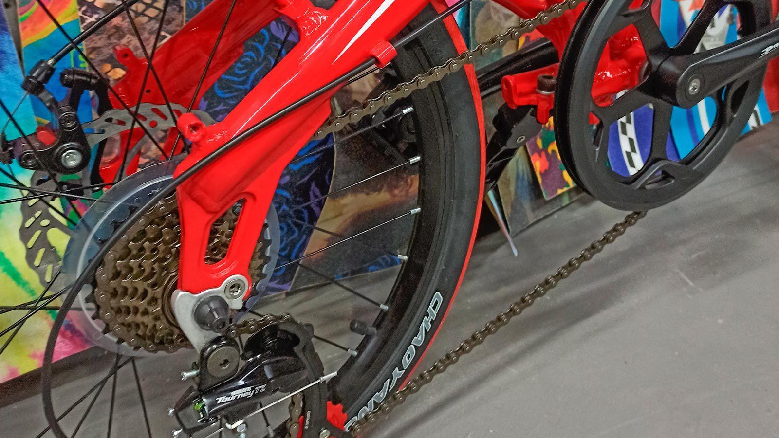 колесо педаль складные велосипеды
