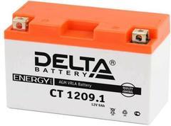 Аккумулятор DELTA 12V 9Ah (CT1209.1)