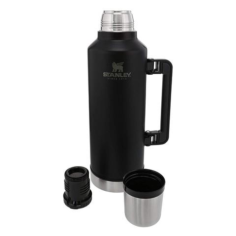 Термос Stanley Classic (2,4 литра), черный