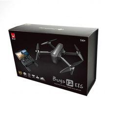 Квадрокоптер MJX B12 EIS с электронной стабилизацией и камерой 4K, с сумкой - MJX-B12EIS-BAG