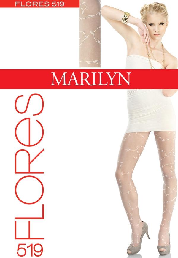 Колготки Marilyn Flores 519