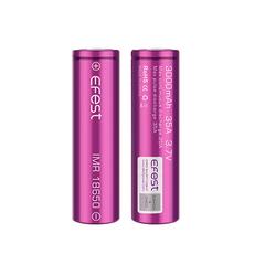 Аккумулятор 18650 Efest Li-Mn 3.7V, 3000mAh, 35A