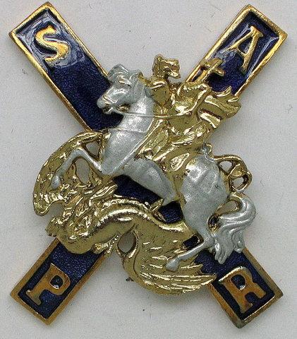 Знак Московского полка