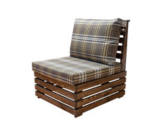 Бамбук-2 кресло