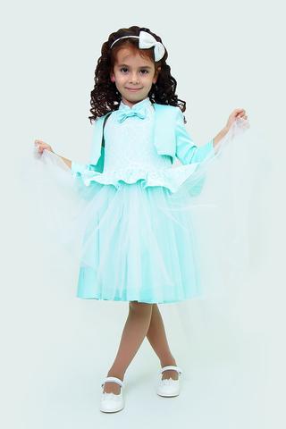 Платье детское + жакет (артикул 1Н61-2)