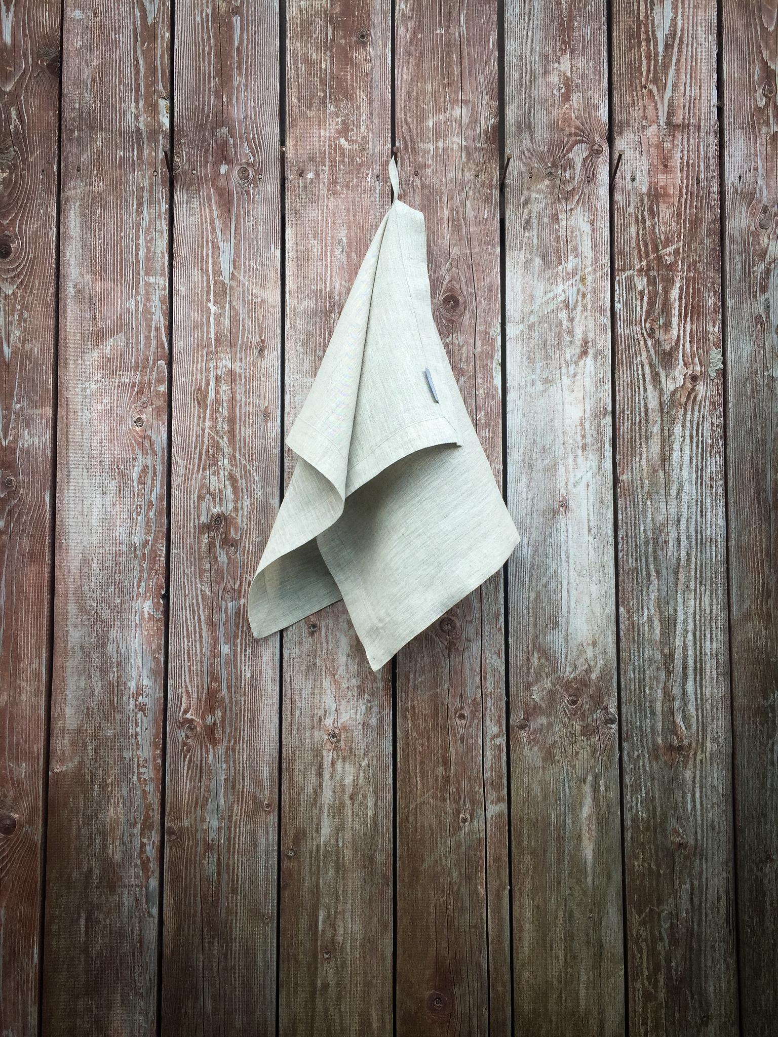 Льняное полотенце Рейкьявик