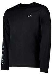 Рубашка Asics Katakana LS Top Black мужская Распродажа 2011A818 001