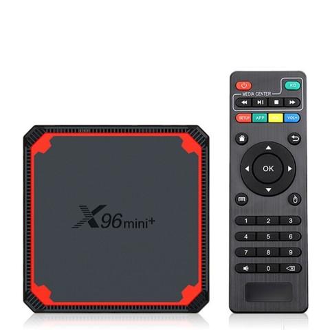 Смарт ТВ приставка X96 mini + 2/16Гб Андроид 9.0