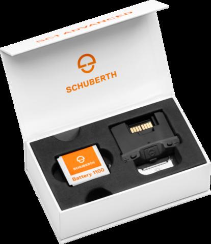 Bluetooth гарнитура Schubert SC1 Standart для шлемов Schubert C4 и R2