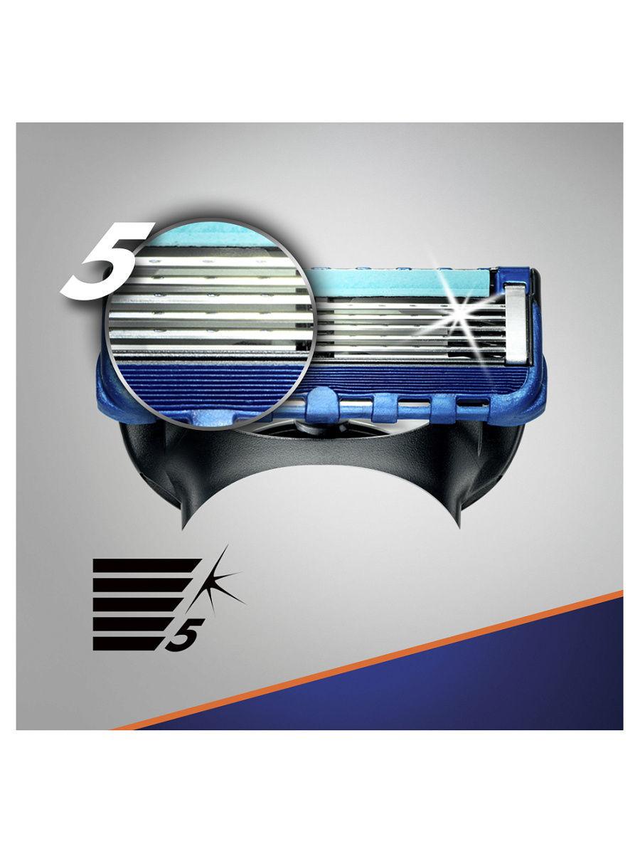 GILLETTE FUSION PROGLIDE (2 шт) кассеты для бритья