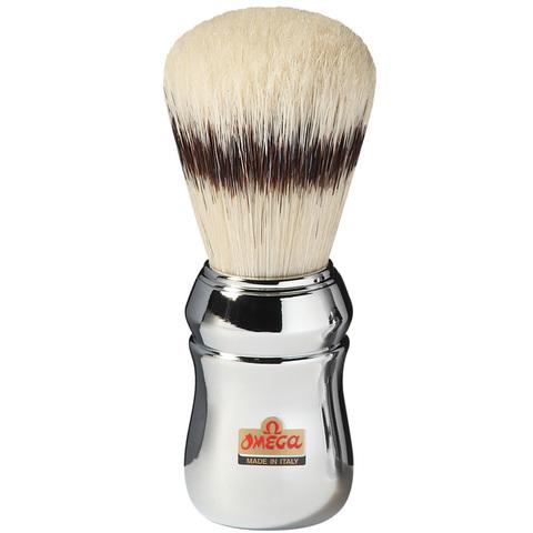 Помазок для бритья Omega натуральный кабан 20248