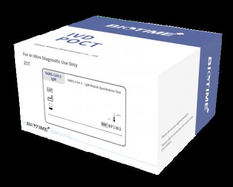 Экспресс-тест иммунохроматографический для обнаружения антител IgG/IgM к коронавирусу 2019-nCoV/standard q covid-19 (igm/igg) duo, 25 тестов /Xiamen Biotime Biotechnology Co., Китай/