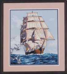 DIMENSIONS Clipper Ship Voyage (Парусник)